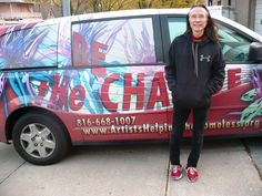 Kar Woo drives between Kansas City hospitals, domestic violence shelters, schools, bridges, treatment centers, and even jails every day, helping give rides to people who are homeless.