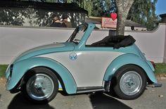 Short VW Beetle