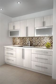 A gorgeous back-splash can really make a kitchen stand-out...