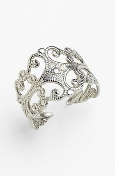 Tildon Filigree Ring available at #Nordstrom
