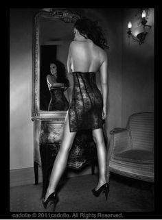 Parisian high-end lingerie