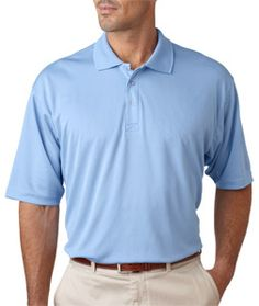 Stay dry and cool with these cool polo shirts for the hot weather.