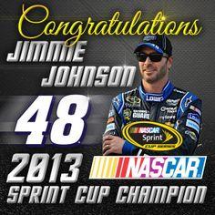 Jimmy Johnson wins Sprint Car Championship 2013