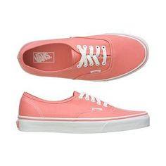 Vans shoes -- I want some, but in a different color