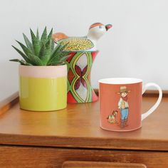 'Yeehaw' Mug