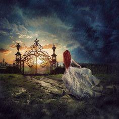 Eerie but beautiful!