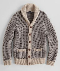 Old school sweaters.