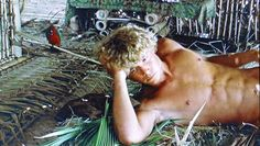 Christopher Atkins in Blue Lagoon (1980)