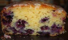 Blueberry Lemon Loaf Cake   Two Peas  Their Pod