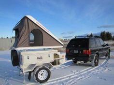 www.theadventureportal.com CVT Cascadia Vehicle Roof Top Tents | Cascadia Vehicle Roof Top Tents