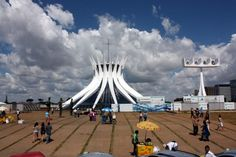 Cathedral of Brasilia – Brasilia, Brazil