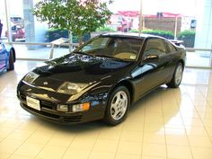 90's 300ZX Black Beauty