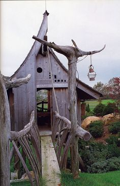 Bialski Treehouse, Bridgehampton NY.