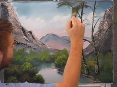 Paint with Kevin Hill - Still Waters
