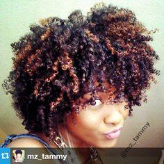 Tumbex Coloured Hair