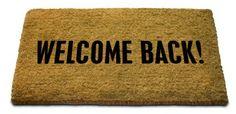 Bunny's Blog: Welcome Back! #BTC4A bunni blog