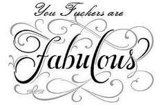 Fabulous...
