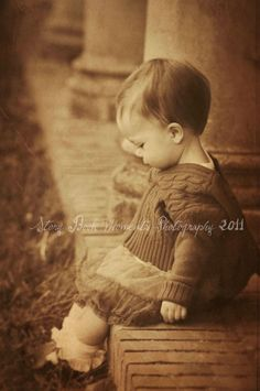 Photo idea for only child:)