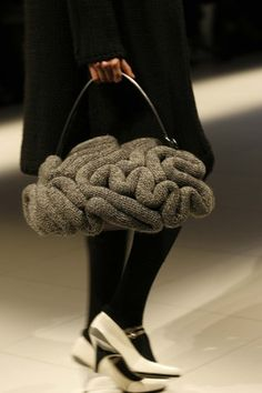 #a brain bag � jun takahashi   women style #2dayslook #new #style  www.2dayslook.com