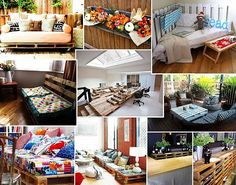 Ultimate Pallet Furniture Collection: 58 Unique Ideas Enjoy inspiring pallett up cycling. Chris From The Ukulele Trading Co Australia