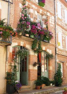 window boxes make beautiful windows