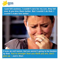 #quote #cancer #kids #cancercouncil #mum #love #family #hope