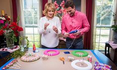 Home & Family - Tips & Products - DIY Valentine's Day Candy Wreath | Hallmark Channel
