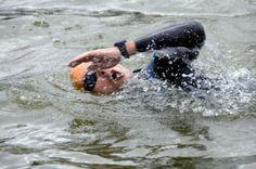 Training for a triathlon tips