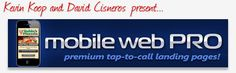 NEW Mobile Web PRO Tap-to-Call Landing Page Package