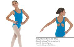 Body Danza Janet (SD B433)