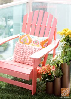 Try These Simple Decorating Ideas for an Awesome Small Patio Makeover - Home Improvement Blog – The Apron by The Home Depot