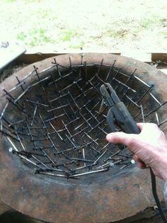 nail bowl tute