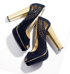 Avon: mark So Pumped Heels. If you love these heels go to http://www.youravon.com/marianaaldaz