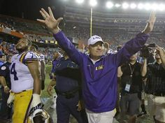 LSU's Miles wins 100th career game | DailyComet.com