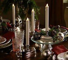 Luminara Set of 2 Flameless Window Candles with Timer