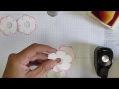How To Make Paper Flowers - YouTube