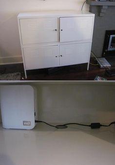 Ikea locker hack