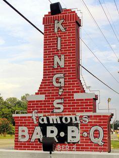 King's  Bar-B-Q.......Petersburg, Virginia