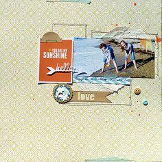 scrap -  sunshine
