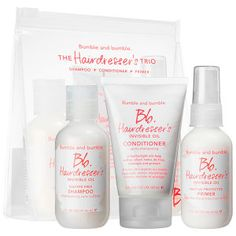 Bumble and bumble - Hairdresser's Invisible Oil Travel Kit #sephora