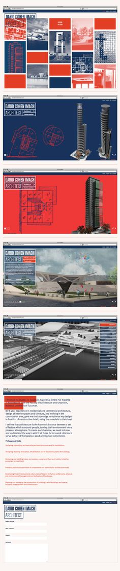 DCI Architect on Web