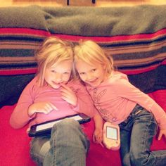 10 Reasons Why I Will Continue to Give my Children Handheld Devices  Yes people! Balance! Good grief if people only knew how crazy their kids will turn out when they get older with all the crazy extremes people are going to.