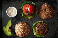 Black Bean and Quinoa Veggie Burgers recipe on Food52.com