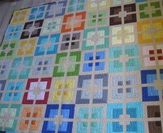 Simple and Modern Quilt | Flickr - Photo Sharing!