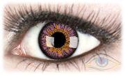 Bella Violet Contact Lenses