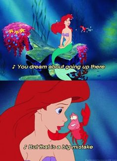 little mermaid quotes