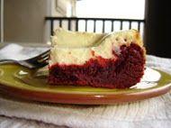 cheesecake bars, butter, cake mixes, red velvet cheesecake, velvet bar