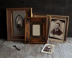 Most of the frames in our home are vintage. They add such character to the room. #roost
