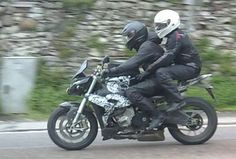 BMW S1000RR Streetfighter Spied Testing | Euro Cycles of Tampa Bay Florida