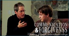 Learning and practicing communication can help immensely in the forgiveness process. Here are 5 things we can do to teach our families. #CelebrateFamily